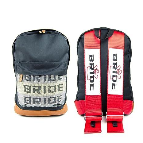 Amazon.com: Hey Dreamer, mochila JDM Bride con correa de ...