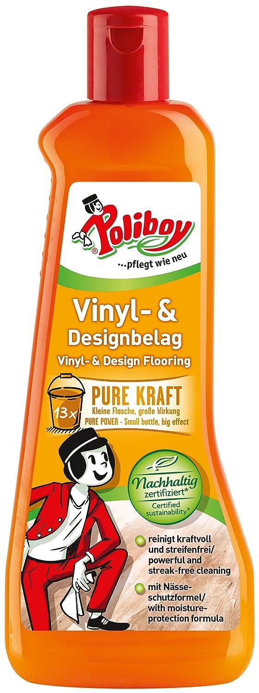 Hervorragend Poliboy - Vinyl & Designbelag Pflege - zur kraftvollen Reinigung FO19