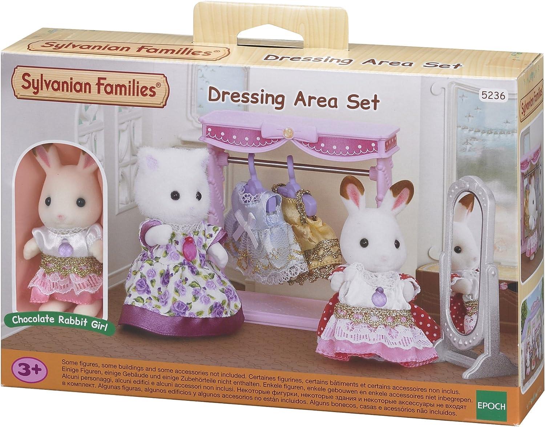 Sylvanian Families 5155 Réfrigérateur toy avec accessoires