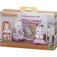 Sylvanian Families Dressing Area Set,Playset