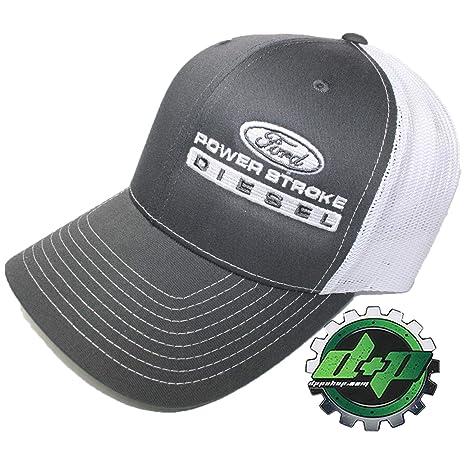 06902b9bd Amazon.com : Diesel Power Plus Ford Powerstroke Richardson 112 hat ...