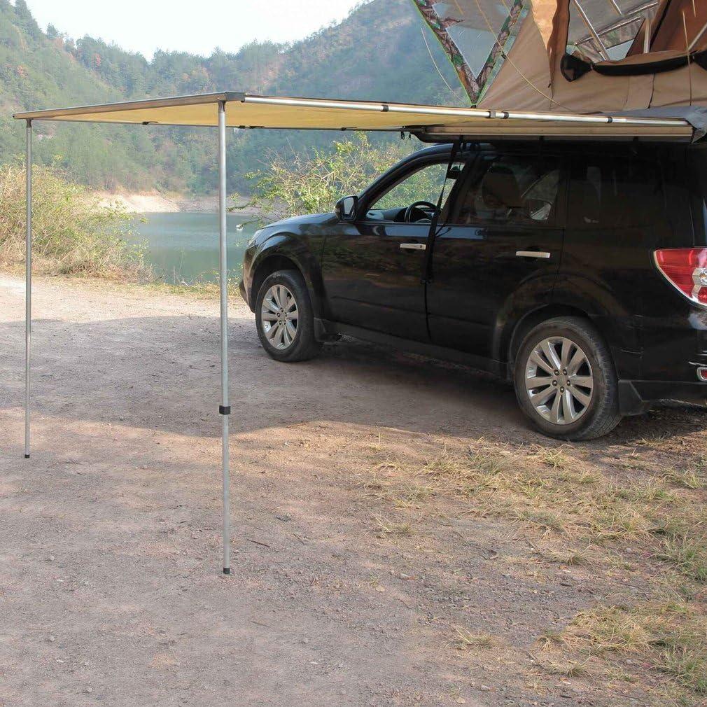7. Homgrace Car Side Awning Tent Shelter