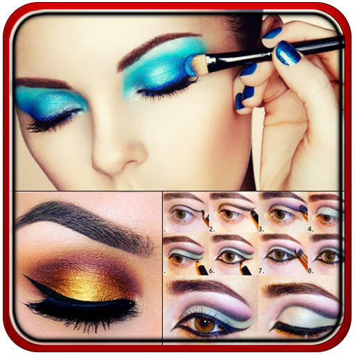 Amazon com: Eyes Makeup Steps: Appstore for Android