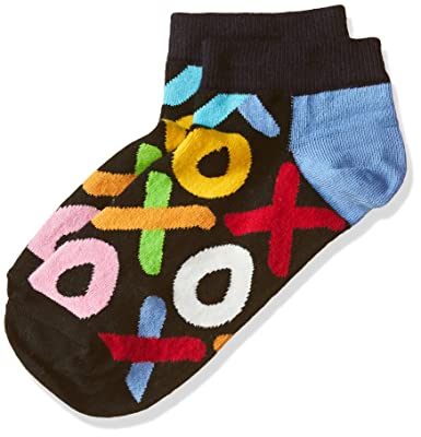 Happy Socks Men s Ankle Socks  Amazon.in  Clothing   Accessories ed9890e4d9c
