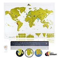 amazy rubbel della Mappa del mondo