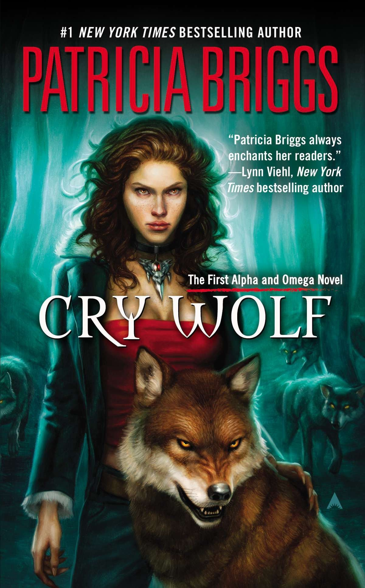 Cry Wolf (Alpha and Omega, Book 1) PDF
