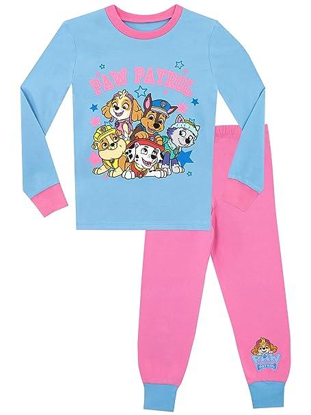 fe53c6bc9 Paw Patrol Girls  Chase Marshall Skye Everest Pajamas Multicolored ...