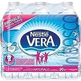 Nestlè Vera, Acqua Minerale Naturale Oligominerale, Bottiglia 0.5L (Confezione da 6)