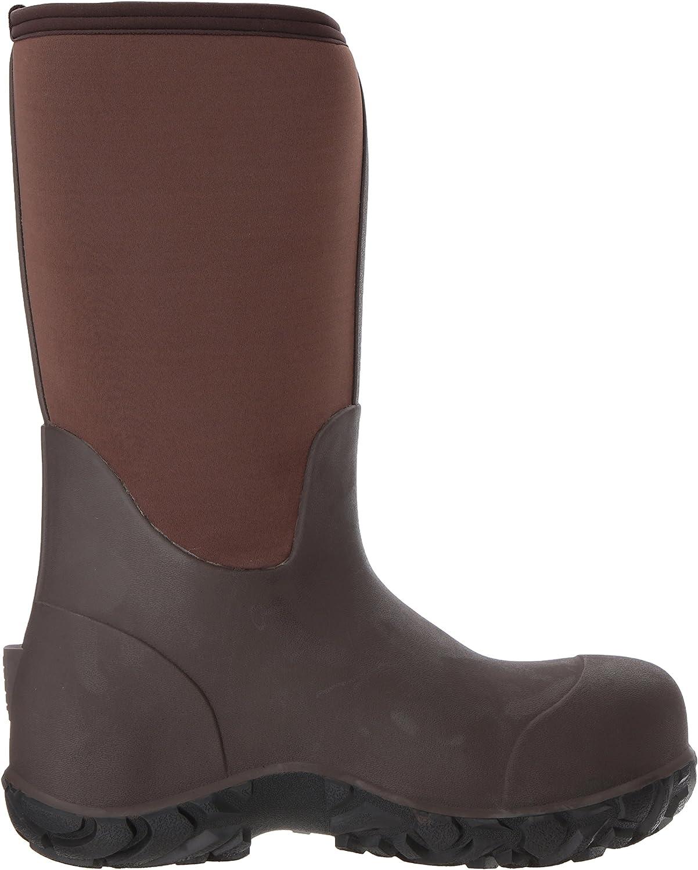 Bogs Mens Workman Waterproof Insulated Composite Toe Work Rain Boots