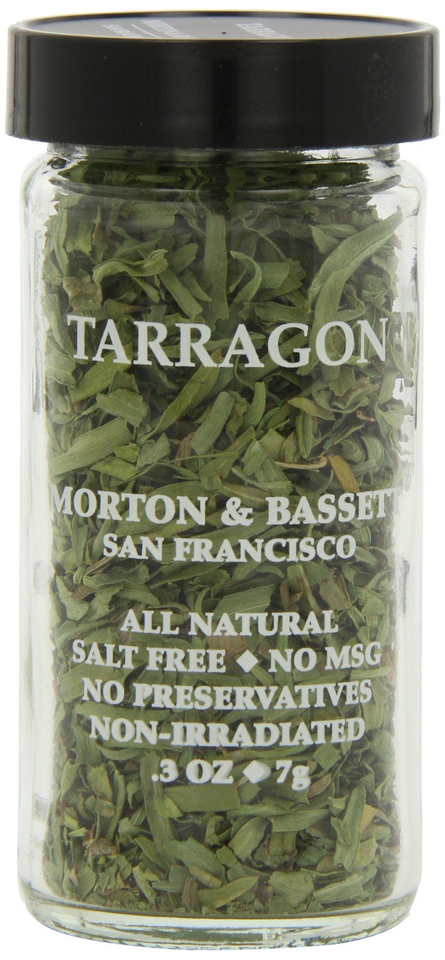 Morton & Basset Spices, Tarragon, 0.3 Ounce (Pack of 3)