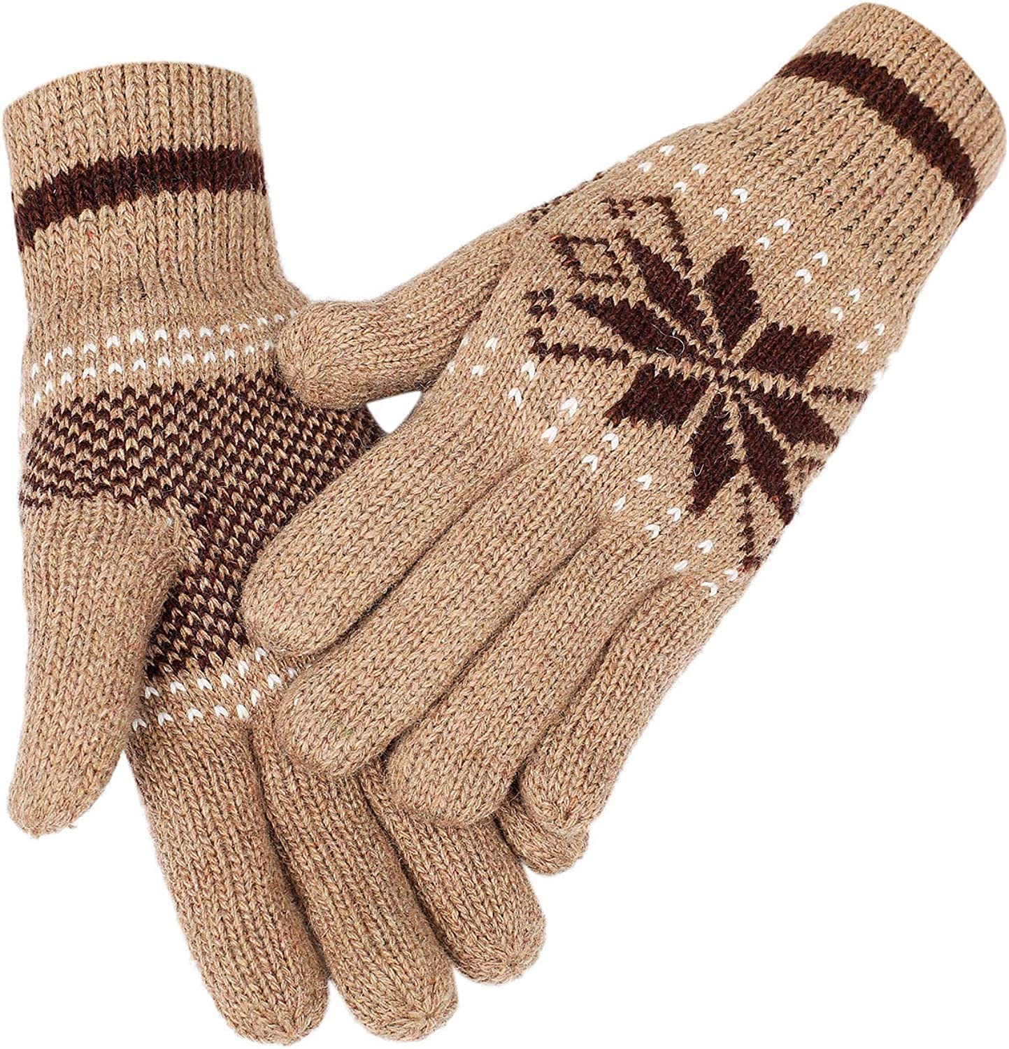 Women's Winter Knitted...