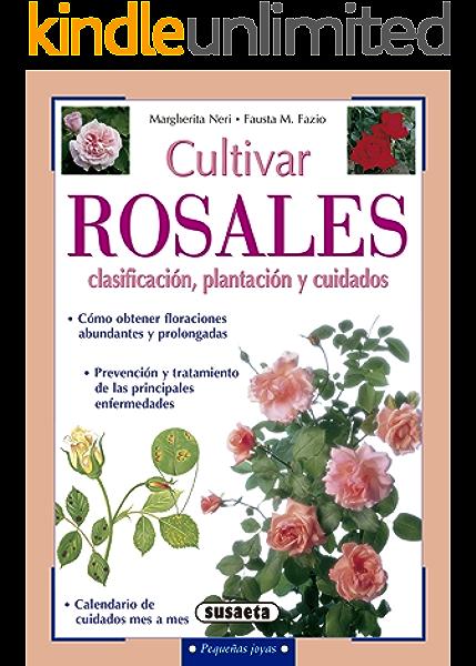 Cultivar rosales, clasificación, plantación y cuidados (Pequeñas Joyas) eBook: Sinache, Susaeta, Equipo: Amazon.es: Tienda Kindle