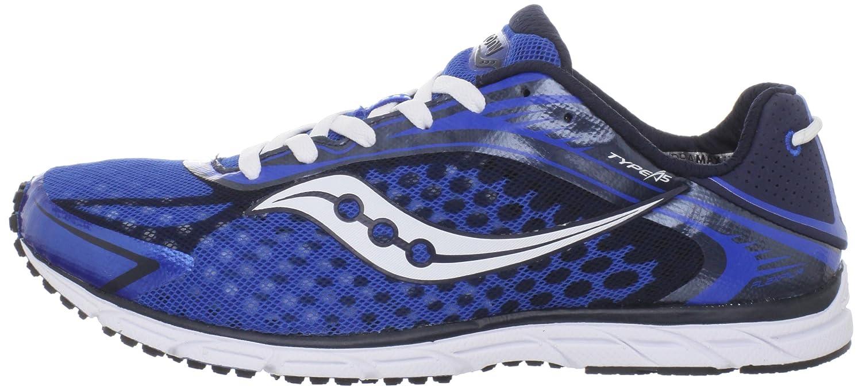 69130101 Amazon.com | Saucony Men's Grid Type A5 Running Shoe, Blue/White, 7 M US |  Running
