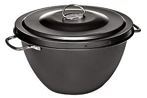 Premier Housewares 2 Litre Non-Stick Pudding Steamer