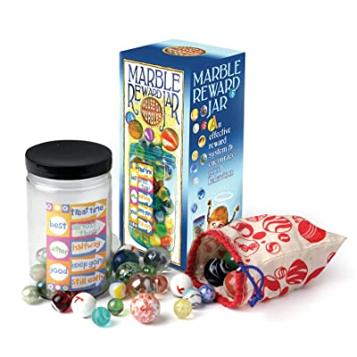 House of Marbles Marble Reward Jar: Toys & Games