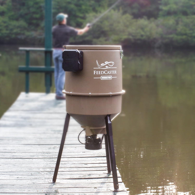 custom feeders dfk fish deer itm moultrie time run mfh feeder kit directional resource game