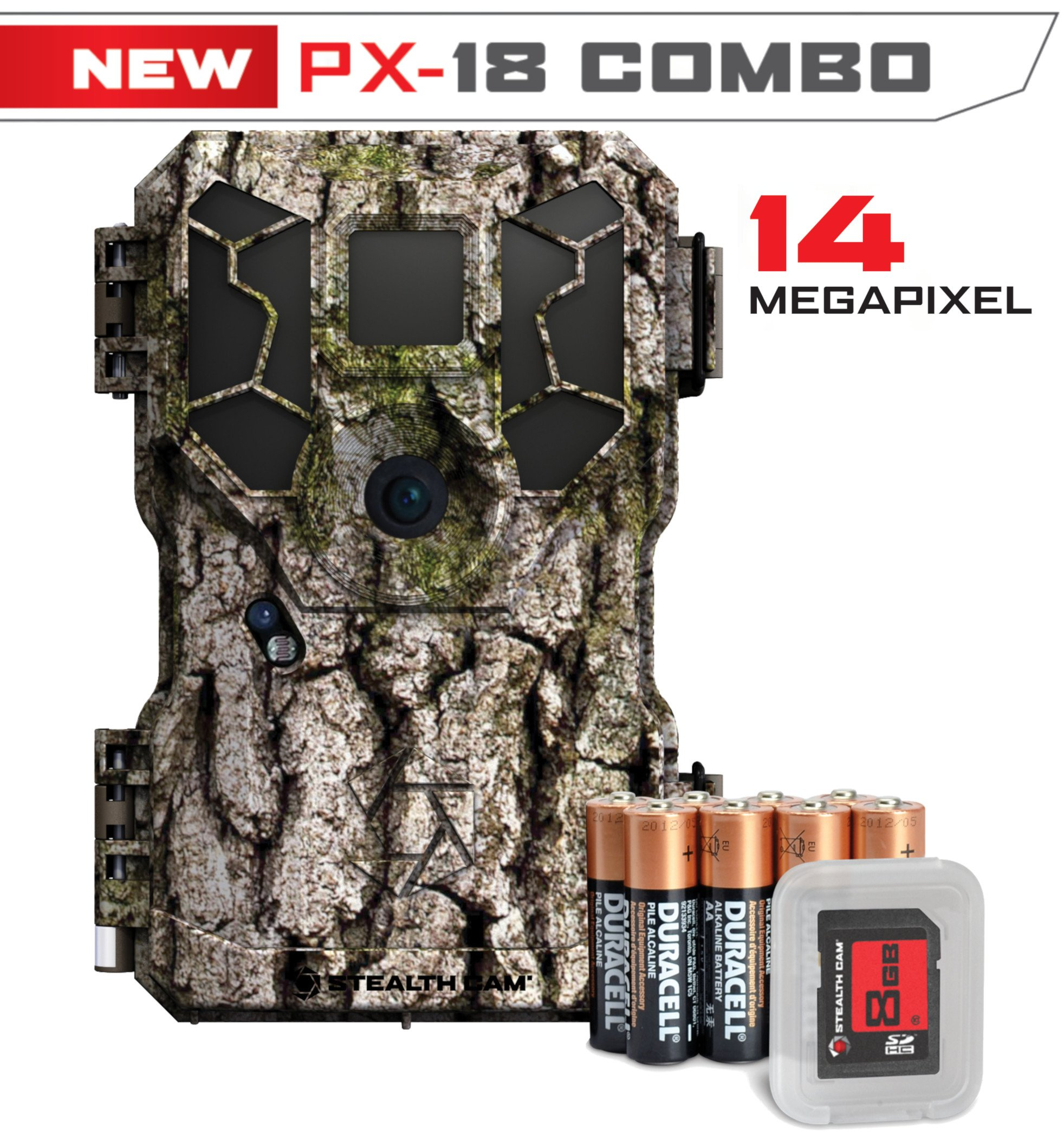 Stealth Cam STC-PX18FXCMO Hunting Game & Trail Cameras