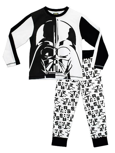 Star Wars - Pijama para Niños - Darth Vader - 5 a 6 Años