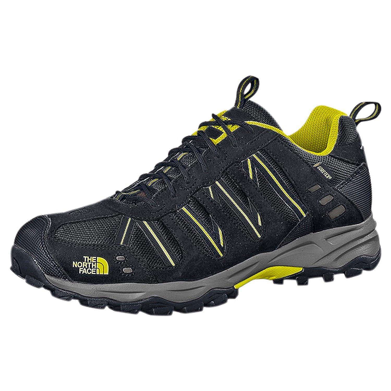 4fb012e94 THE NORTH FACE Men's Hiking Shoes Black black/green Size:45 EU ...