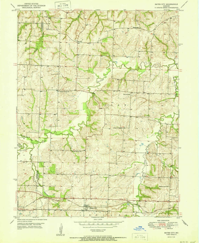 Amazon.com : YellowMaps Bates City MO topo map, 1:24000 ... on city of desoto missouri, city map of ozark mo, city map of creve coeur mo, city map of independence mo, fountain city road desoto mo, city road map of teanaway wa, map of imperial mo, city of hannibal mo map, city map of sedalia mo, city of washington pa, city map of columbia mo, city map of jefferson city mo, city of palmyra mo, city of warrenton mo map, city of caruthersville mo, city map of springfield mo, street map of columbia mo, map of university city mo, missouri city mo,