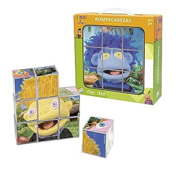 Lunnis De Leyenda Rompecabezas 9 Cubos (CEFA Toys 88507)