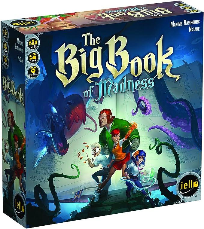 The Big Book of Madness: Iello: Amazon.es: Juguetes y juegos