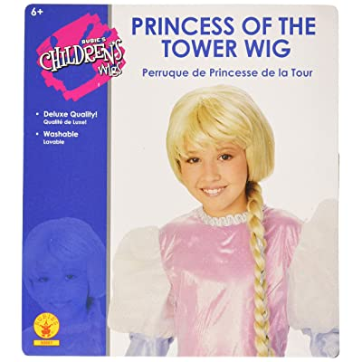 Rubie\'s Costume Child\'s Princess of the Tower Wig: Toys & Games [5Bkhe0505129]