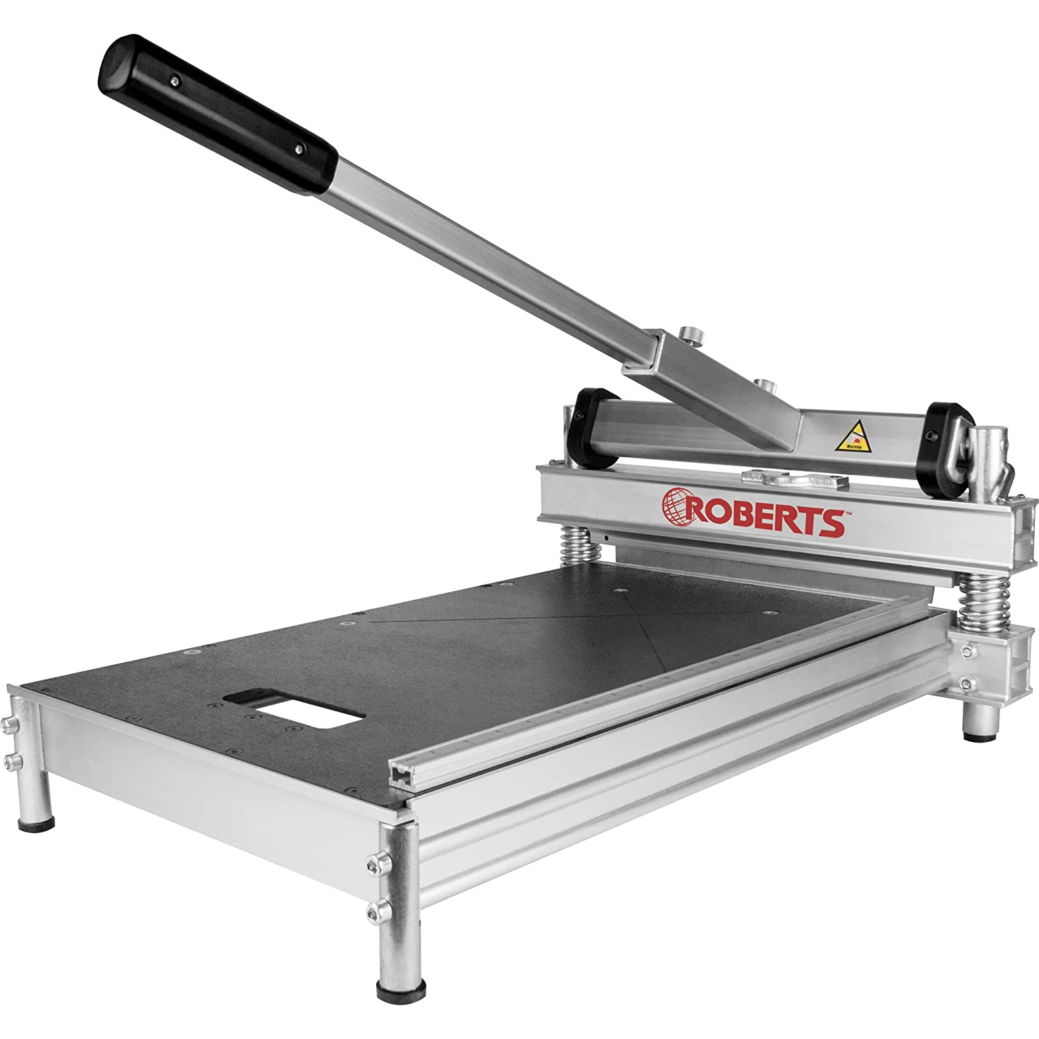 Roberts 10-64 13-Inch Pro Flooring Cutter, Silver, black