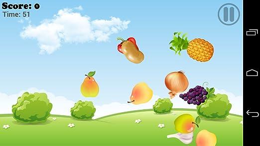 Amazon.com: You Fruit - Fruit Cut Mania: Appstore para Android