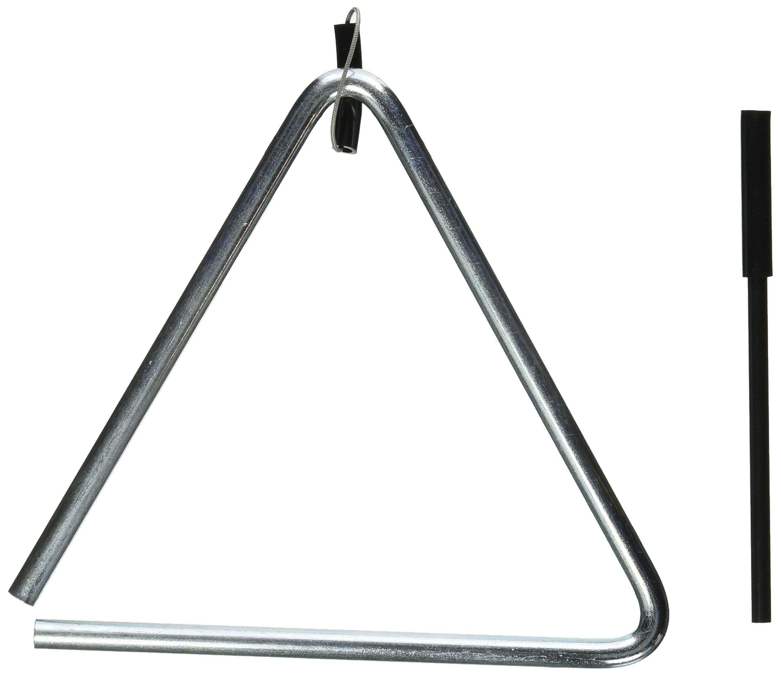 Danmar 408 Steel 8-Inch Triangle by Danmar