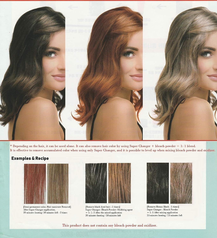 Amazon Luminous Super Changer 705oz Semi Permanent Hair