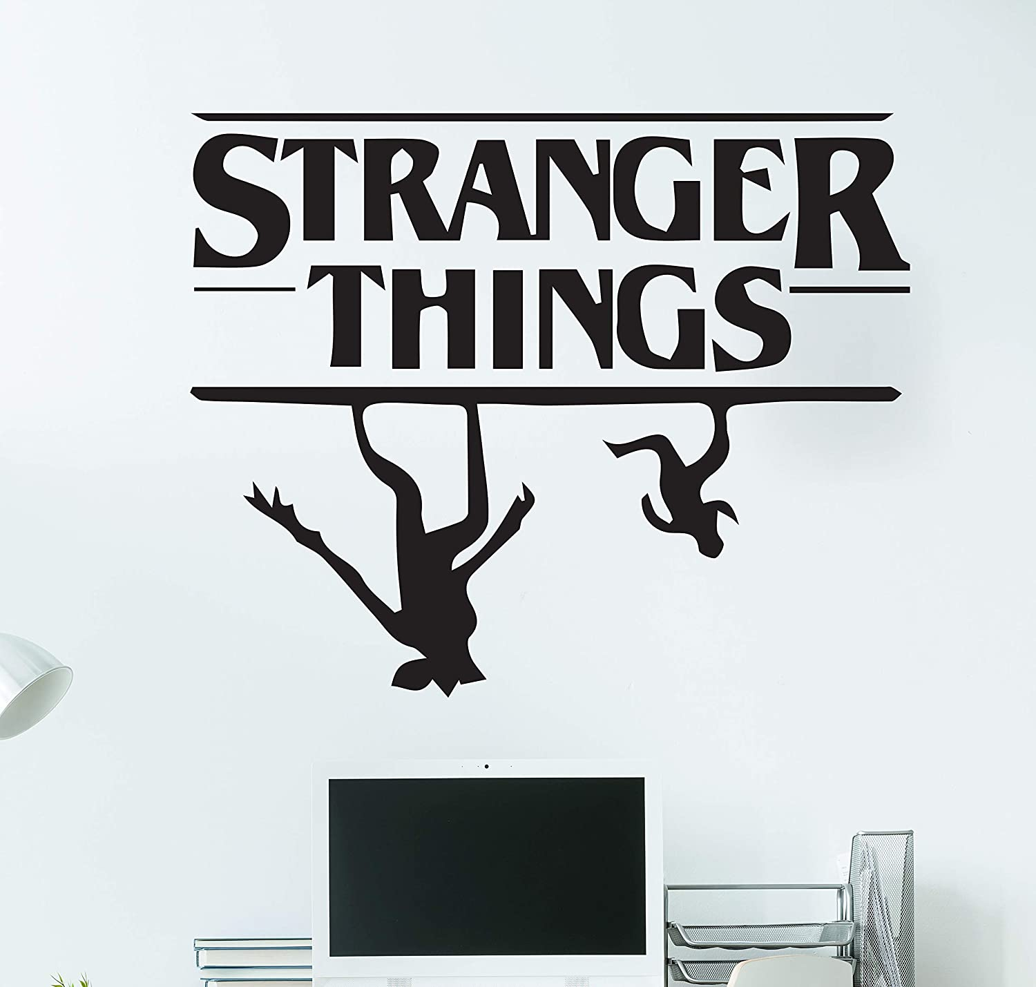 Amazon com stranger things wall decal american serie
