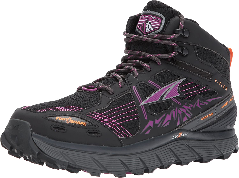 Altra Women s Lone Peak 3.5 Mid Mesh Running Shoe
