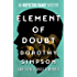 Element of Doubt (The Inspector Thanet Mysteries)