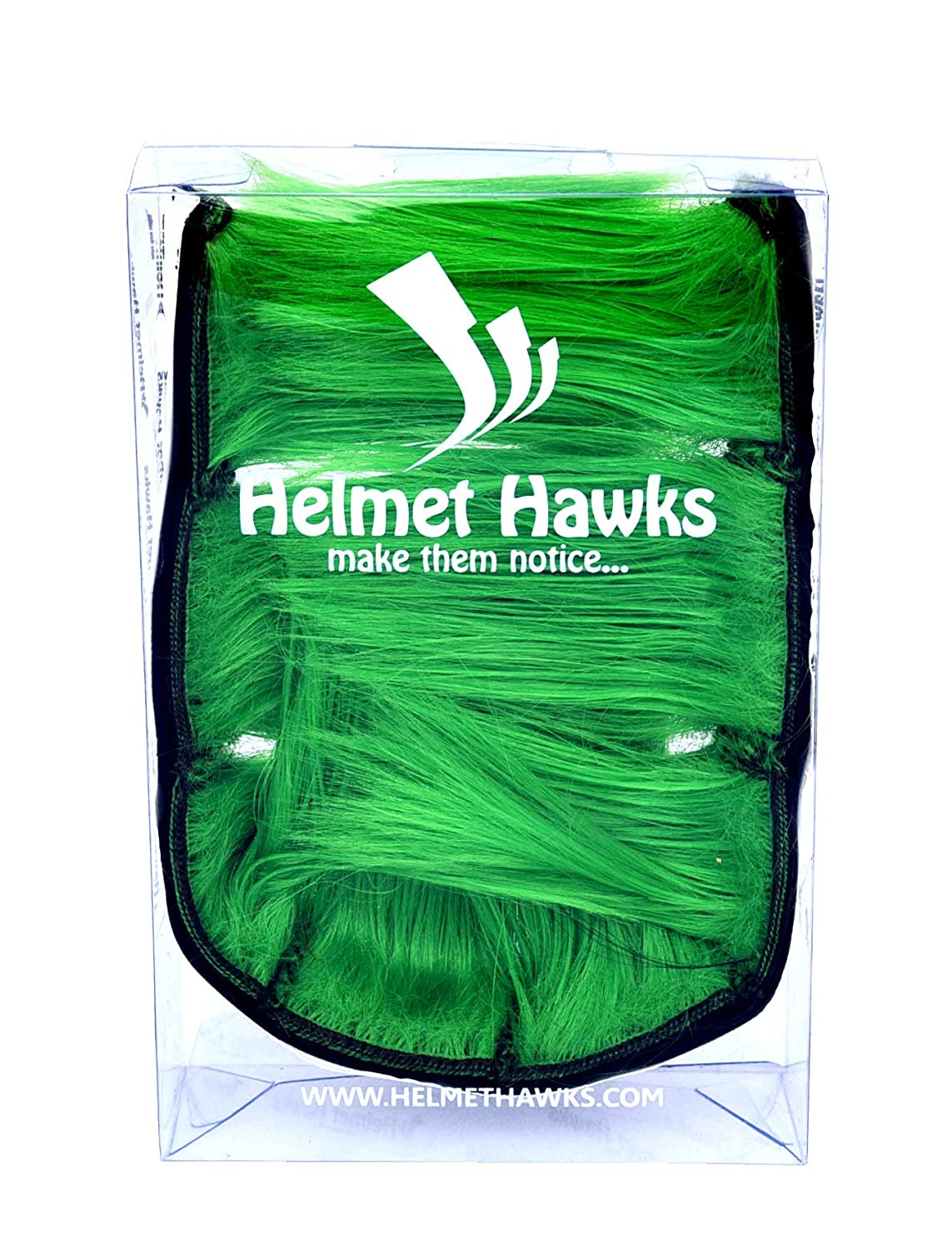Candy Red 8 Helmet Hawks Motorcycle Ski or Snowboard Helmet Mohawk w//Sticky Hook and Loop Fastener Adhesive Hair Patches 2 long x 3 Tall