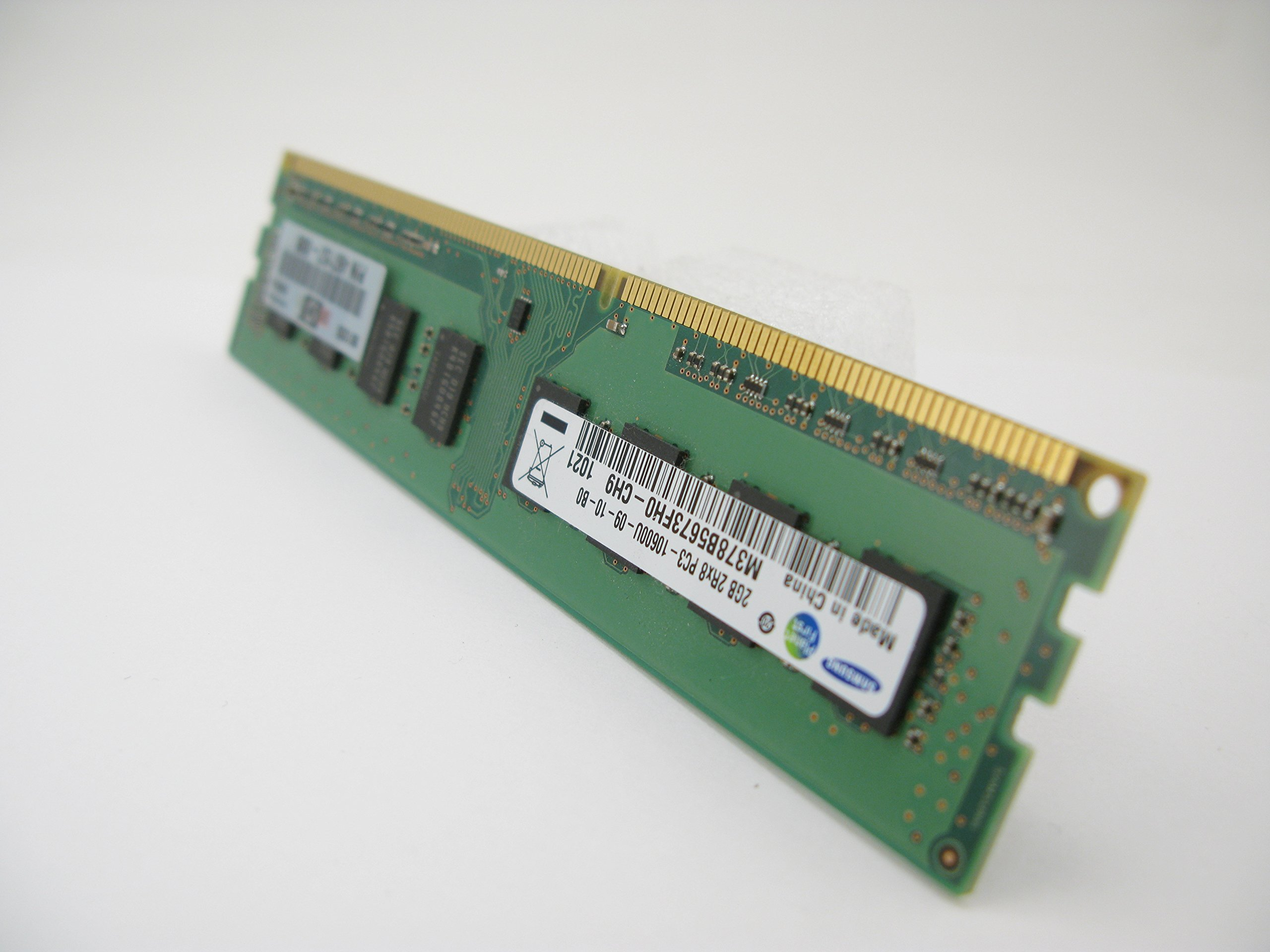 Memoria Ram 2gb Samsung Ddr3 Sdram 240pin Pc3-10600u 1333mhz M378b5673fh0-ch9