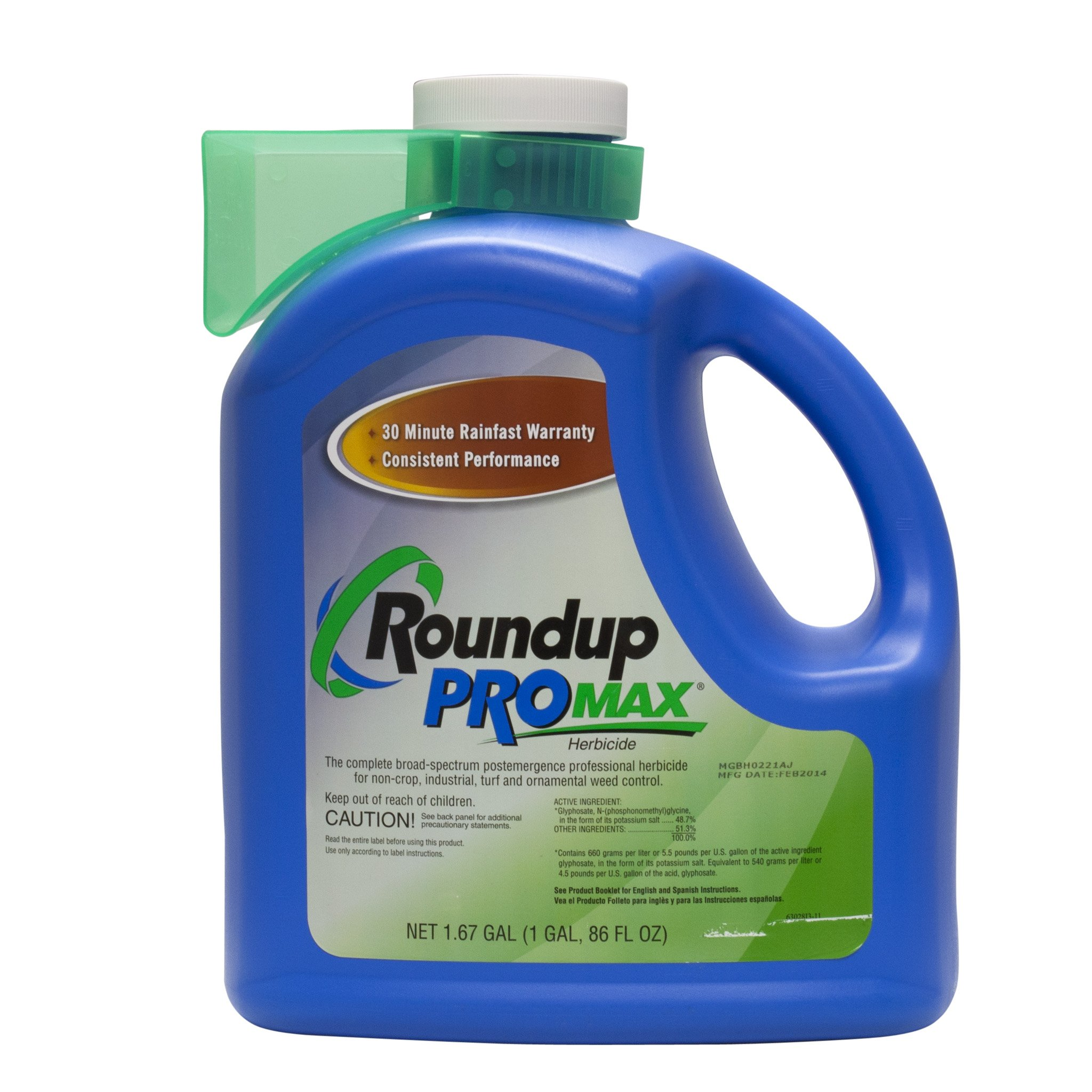 Roundup ProMAX 1.67 gallon 780671