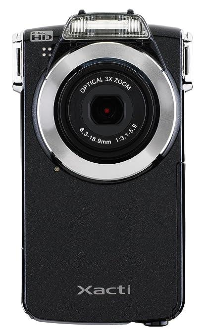 amazon com sanyo vpc pd2bk full hd pocket movie dual camera with rh amazon com