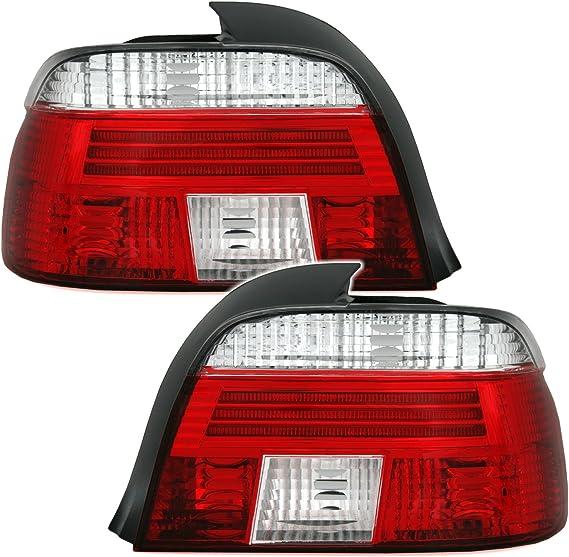 Ad Tuning Gmbh Co Kg 960072 Rückleuchten Set Rot WeiàŸ Auto