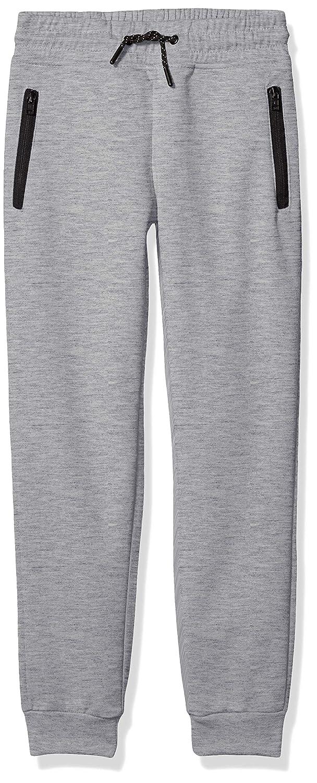 Southpole Little Boys Kids Tech Fleece Jogger Pants Heather Grey Size