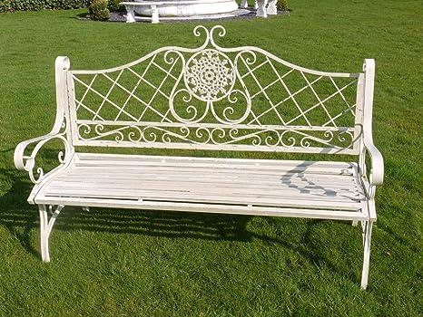 Panchine Da Giardino In Ghisa : Lunga in ghisa panchina da giardino con scrolled e design