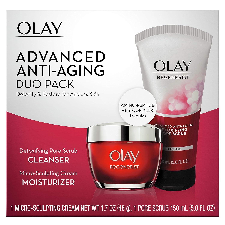 Olay Anti-Aging 5.0 Oz Pore Scrub Cleanser $21.86 Coupon