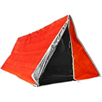 SE Emergency Outdoor Tube Tent with Steel Tent Pegs ET3683