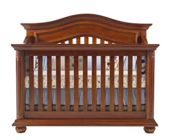 Merveilleux Baby Cache Heritage Crib Classic Chestnut (Discontinued By Manufacturer)