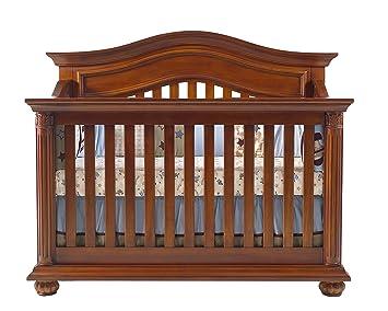 Amazon.com: Bebé caché Heritage Cuna Classic Castaña ...