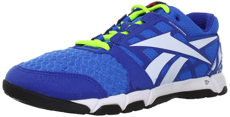 d2626d755d0 Reebok One Trainer 1.0 Mens Fitness Trainers Shoes-Blue-6.5  Amazon.co.uk   Shoes   Bags