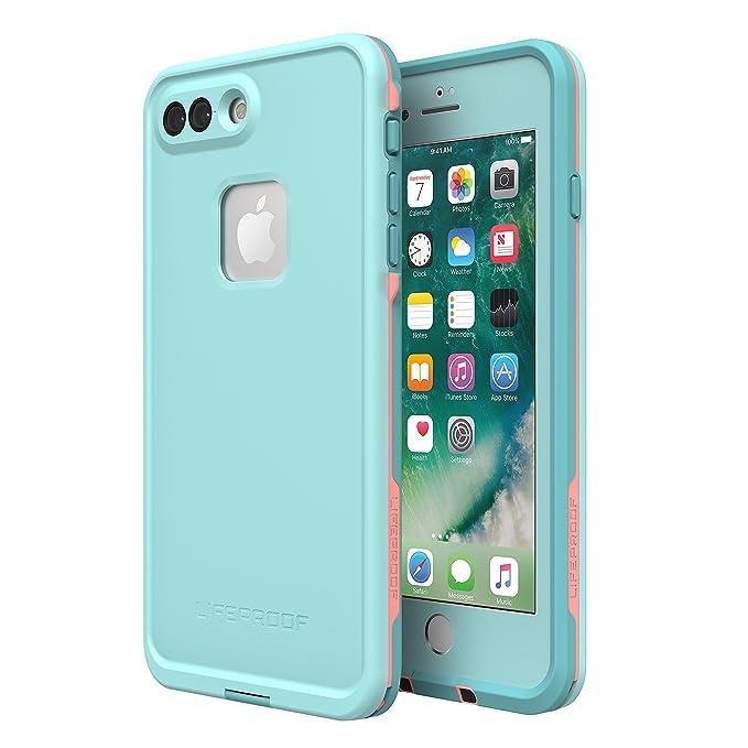 amazon com lifeproof frĒ series waterproof case for iphone 8 plus