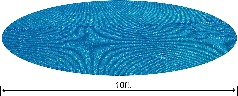 Bestway 58241 - Cobertor Solar para Piscina Desmontable Ø289 cm