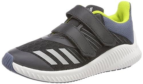 half off 4ff0a 34511 adidas Fortarun CF K, Scarpe Running Unisex-Bambini, Nero CarbonSilvmt