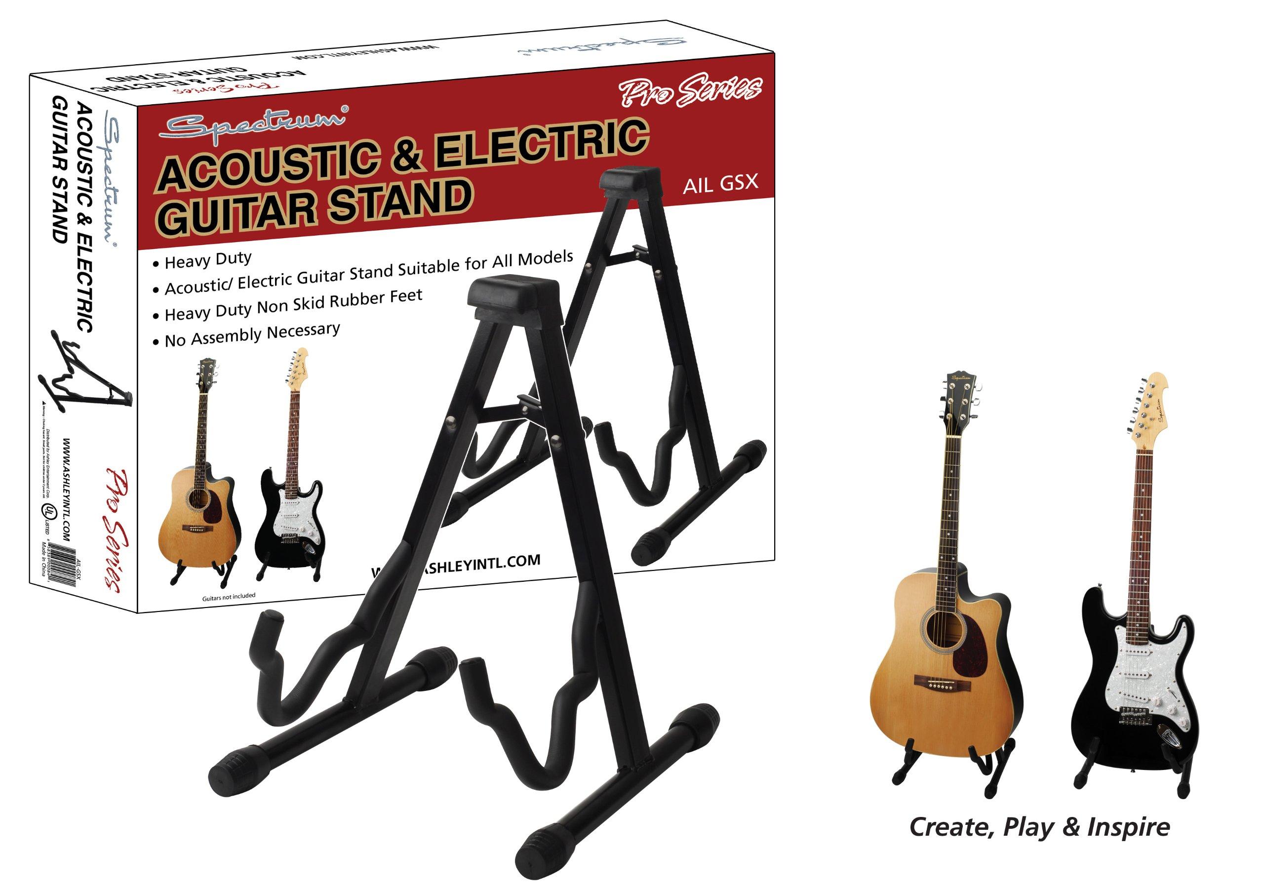 Spectrum AIL GSX Universal Guitar Stand